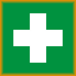 World Wide Symbol of Medical Aid